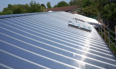 Stainless Steel Roofing Contractor