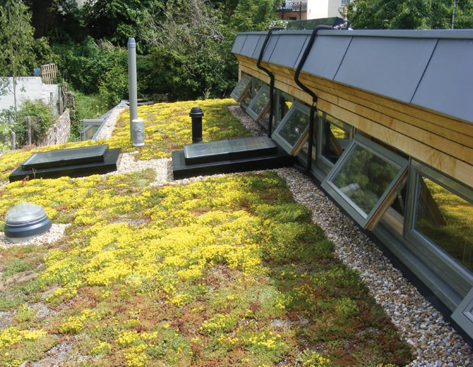 contemporary flat roofing preston park brighton 1
